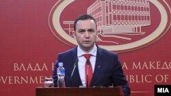 Вицепремиерот Бујар Османи