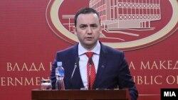Вицепремиерот за европски прашања Бујар Османи