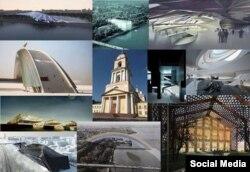 проекты зданий для Пермской галереи