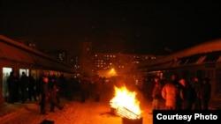 Ночь на Хасанском рынке