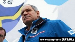 Генсек Олимпийского комитета Австрии Питер Меннел
