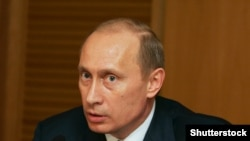 Президент Росії Володимир Путін (©Shutterstock)