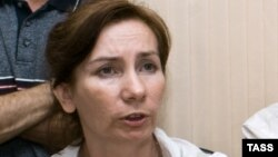 Journalist and human rights activist Natalya Estemirova was abducted and murdered in 2009.