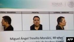 Miguel Angel Trewino Moralesň suratlary.