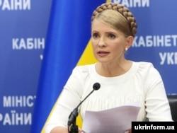 Юлія Тимошенко, 10-й і 13-й прем'єр-міністр України