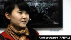 Координатор программы ЮНИФЕМ в Казахстане Ольга Хан. Алматы, 19 января 2013 года.