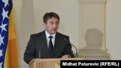 Željko Komšić, predsjedavajući Predsjedništva BiH