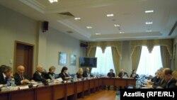 Комитет утырышы, 7 февраль 2012 ел