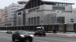 Rusiya Baş Kəşfiyyat İdarəsi - GRU-nun Moskvadakı iqamətgahı