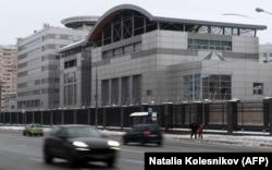Штаб-квартира ГРУ в Москве
