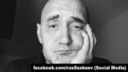 Руслан Саскеев.