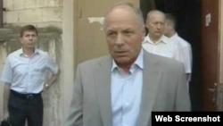 Fostul ministru moldovean de interne Gheorghe Papuc.