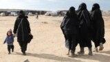 """Иллюстрациялык сүрөт. """"Аль-Хол"""" лагери, Сирия. 8-январь, 2020-жыл."""