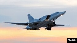 Сверхзвуковой стратегический бомбардировщик Ту-22М3