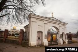 Старыя гарадзкія могілкі на вуліцы Антонава (паміж вуліцамі Падольнай і Прыгараднай)