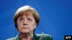 Angela Merkel, foto nga arkivi