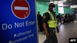 Aeroporti Ndërkombëtar në Llos Angjelles, SHBA