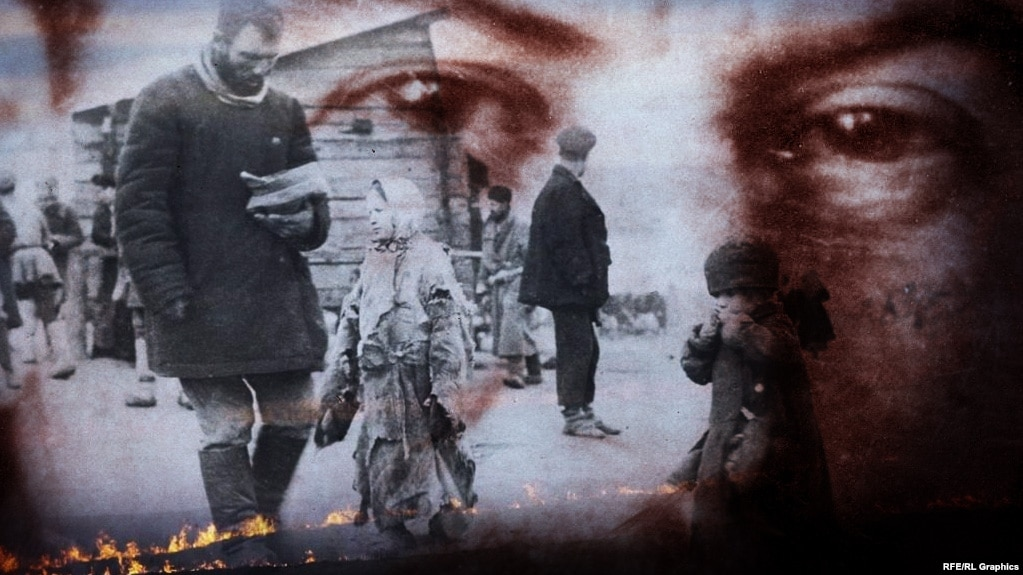 сталину удалось одурачить весь мир забытый голод в россии