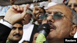 More than 120 people have been reported killed in the past two months of protests calling for the end of President Ali Abdullah Saleh's more than 30-year rule.