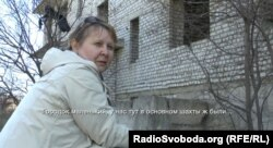 Жителька Луганська