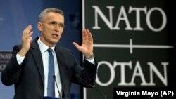 Під час щорічного звіту НАТО за 2017 рік генеральний секретар альянсу Єнс Столтенберґ згадав і про отруєння Сергія Скрипаля