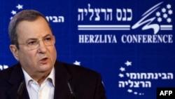 اهود باراک، وزير دفاع اسرائيل