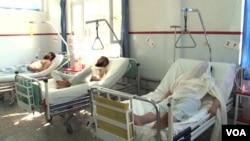 Одна из больниц в Кабуле. Иллюстративное фото.