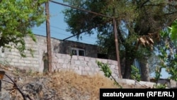 Arsen Karapetian, an ethnic Armenian, was found hanged in his half-constructed house in Yerevan.