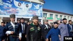 Выборы в Госдуму России в родном селе Рамзана Кадырова