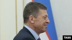 Россия вице-бош вазири Дмитрий Козак