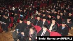 Жергиликтүү жамааттардын элдик курултайы, Ош, 2014-жыл, 17-декабрь