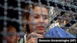 Задержанная в Таиланде Настя Рыбка