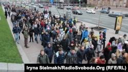 Студенти Києва оголосили безстроковий страйк. 26 листопада 2013 року