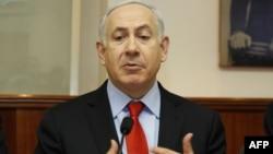 Kryeministri izraelit, Benjamin Netanjahu.