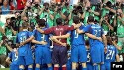 تیم ایتالیا سال گذشته موفق شد عنوان قهرمانی جهان را از آن خود کند.