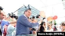 Premijer na promociji turističke ponude Srbije, 12. juni 2015