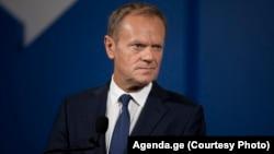 «Ми залишаємося відкритими, але нас досі не переконали»,– заявив президент Ради ЄС Дональд Туск