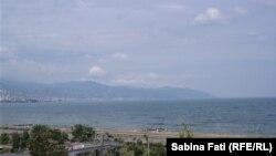 Trabzon văzut de pe Boztepe