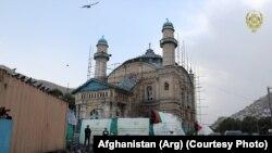 Мечеть в Афганистане. Иллюстративное фото.