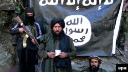 Боевики ИГИЛ в Пакистане