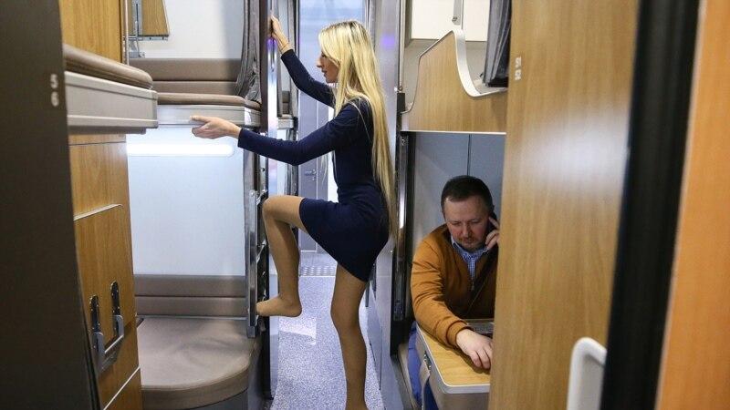 Russian Railways Unveils New 'Platzkart' Redesign