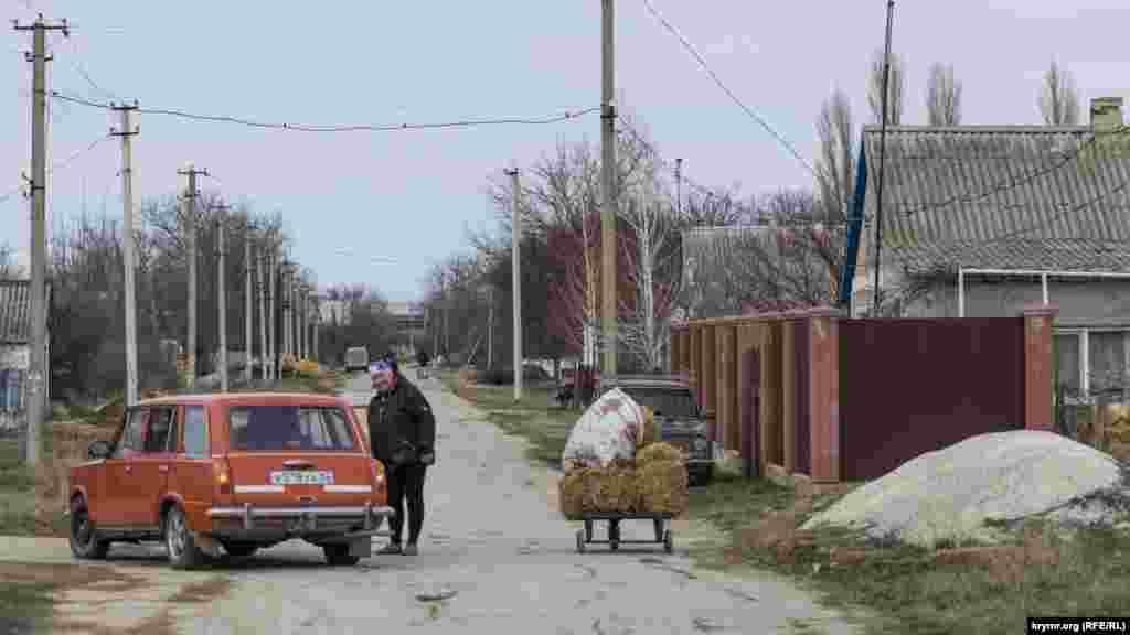 На вулиці Радянській