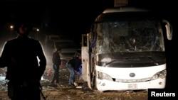 Жертвами нападу стали троє туристів та гід