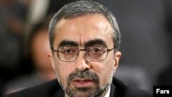 علی آهنی؛ معاون وزارت خارجه ایران