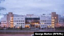 Больница имени Боткина в Петербурге