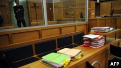 نمایی از دادگاه «اِکس آن پرووانس» در جنوب شرقی فرانسه که حکم به استرداد روحاللهنژاد به آمریکا داده است.