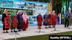 """Салават шәһәренең """"Йолдызлар"""" төркеме чыгыш ясый"""