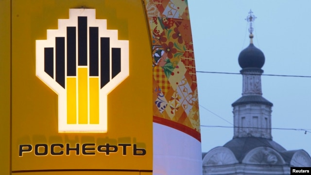 The entities targeted in the fresh sanctions include Rosneft, a state-owned oil company.