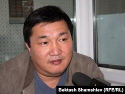Депутат Жогорку Кенеша Курманбек Дыйканбаев