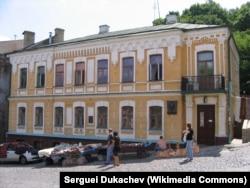 «Дом Булгакова» чи «Дім Листовничого», Андріївський узвіз, Київ
